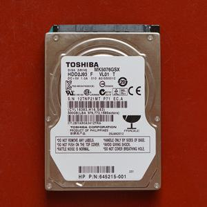 Hdd laptop toshiba 500GB