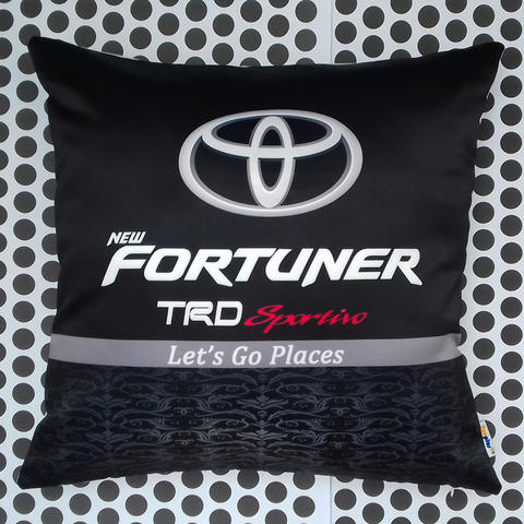 Bantal Sofa / Mobil Exclusive #Fortuner