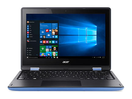 ACER Notebook R3-131T-C6ZM Blue