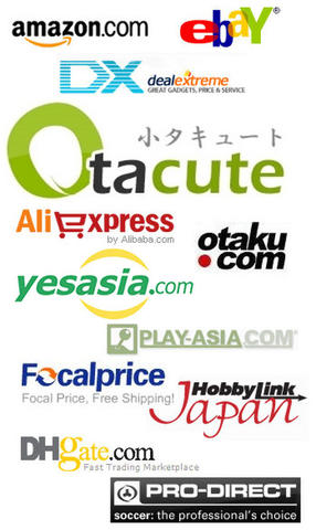 Jasa Order Hong Kong Online Shop (YesAsia, Play-Asia, Strawberrynet, Hobbyking, etc.)