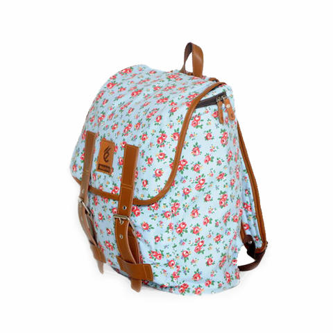 Tas Esgotado Floro Light Blue