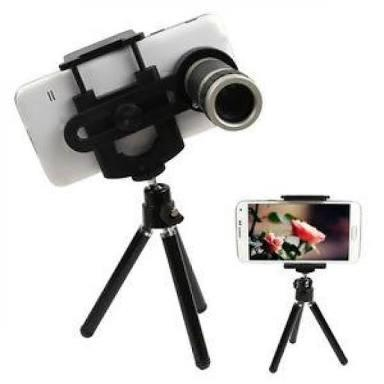 Universal TeleZoom 8x for smartphone