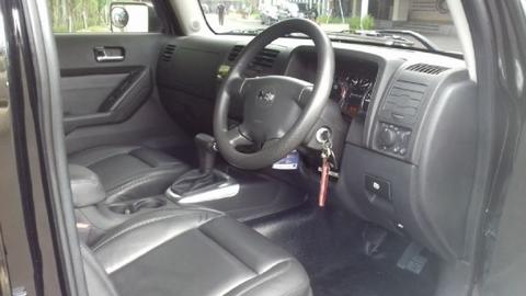 Hummer H3 Double Cabin 2015 Hitam Perfect Km9rb langka