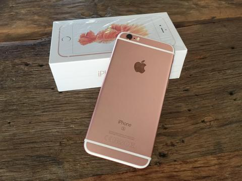 Terjual Iphone 6S Plus 16gb warna ROSEGOLD  e64aa7b67f