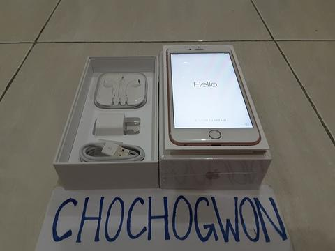 Terjual Second Apple iPhone 6s Plus 64GB Rose Gold Dijamin Mulus ... d0c5d65381