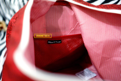 Dijual : Herschel Novel Bag Red