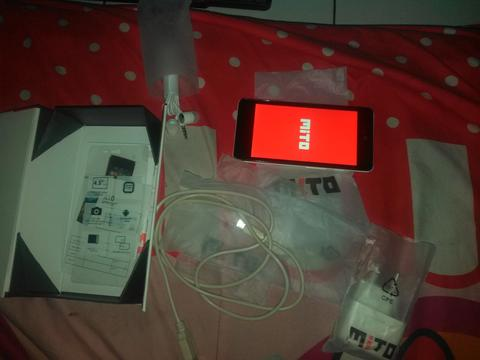 Jual Mito Impact A10 Android One (murah)