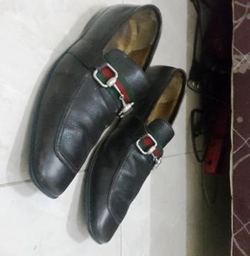 Sepatu Gucci Loafer original authentic shoes not lv hermes louis vuitton  bally tods 8b26977880