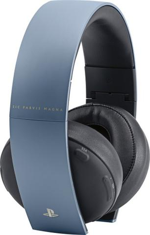[ITECH - IPHUNKZ] SONY UNCHARTED 4 LIMITED EDITION GOLD WIRELESS 7.1 HEADSET