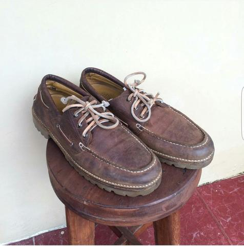 Guten inc Rogue boat shoes mirip timberland zevin sperry size 43 fit 42 29d974a9cf
