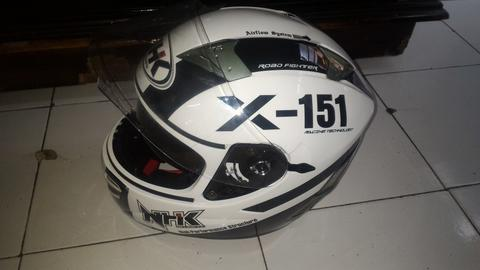 Helm NHK X-151 Road Fighter Second Mulus