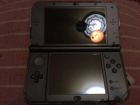 Dijual New Nintendo 3DS XL Black