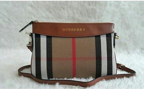 Jual JUAL TAS BURBERRY BRIT MINI SLING BROWN MIRROR QUALITY  b62e4cb69b