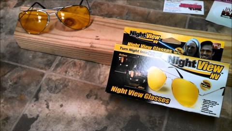 Terjual Night View Glasses   Kacamata anti silau  c8a0acc93c