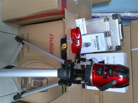 Crosline laser level Zeus LS-250P (4v-1h-1d)