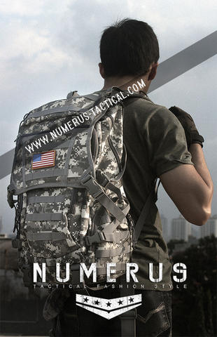 [WWW.NUMERUS-TACTICAL.COM] EDC Molle Ultimate 9, Great quality import bag.