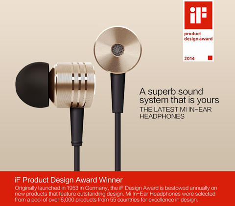 Xiaomi Mi Piston Earphone headset headphone [OEM]