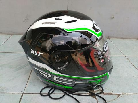 Helm KYT RC seven second mulus