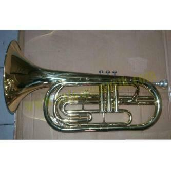 Marching Trombone Ostrava with case