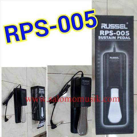 Pedal Sustain RPS-005