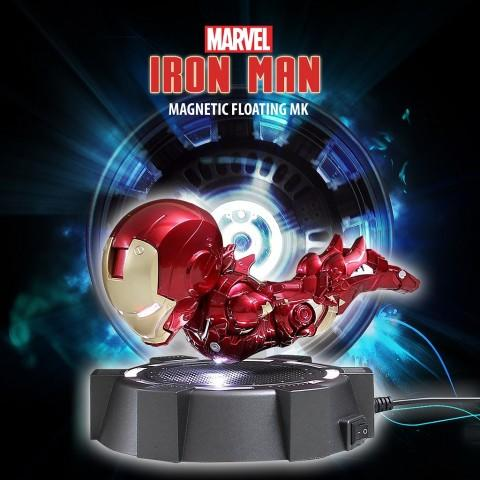 Action Figure Ironman Magnetik floating MK