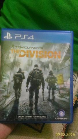 Jual The Division PS4