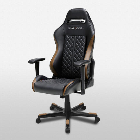 Jual Gaming Chairs DXRacer Drifting SERIES OH/DF73/NC BLACK GOLD