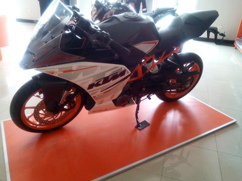 Kredit KTM impian agan READY TO RACE =D
