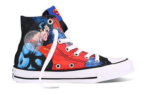 """CONVERSE CHUCK TAYLOR """"16 YEARS OF SUPERMAN SERIES"""""""
