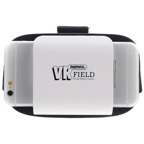 Original REMAX Field Series 3D VR Box Virtual Reality Glasses - RT-VM02 - White