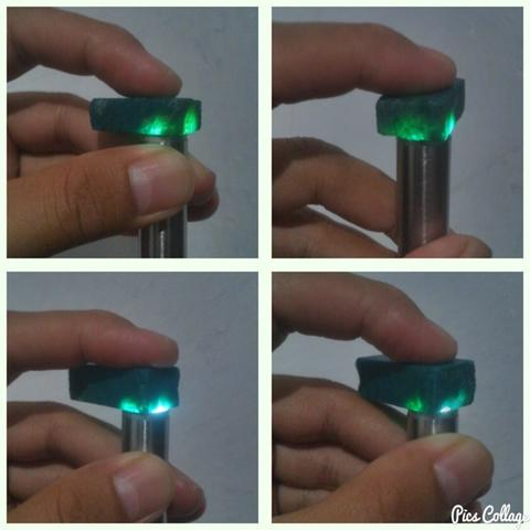 rough bacan ting,,ting glass