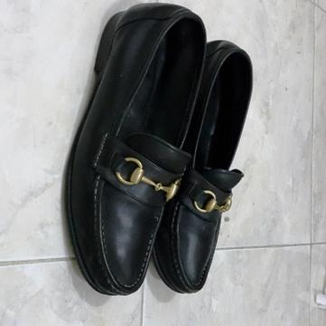 Terjual Gucci Loafer original authentic size 40 2f165a4697