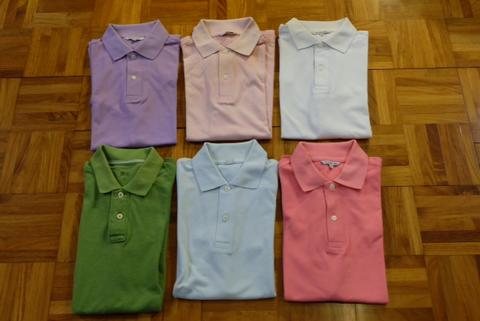 Dry Polo Shirt Original Uniqlo