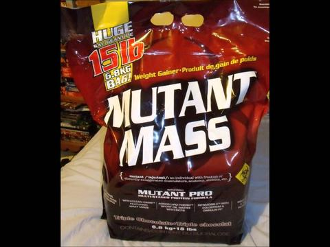 SUPLEMENT MUTANT MASS WHEY GAINER MURAH SURABAYA