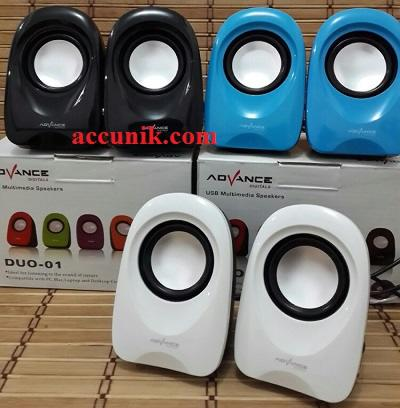 Speaker komputer Advance Duo No-01