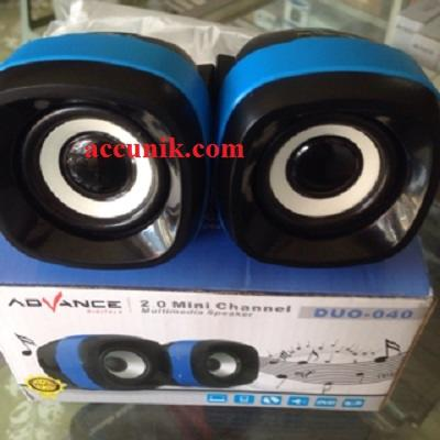 Speaker komputer Advance Duo No-040