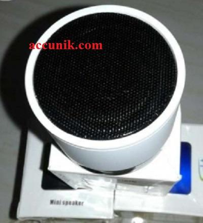 Speaker Mini Bluetooth tabung dengan Lampu model terbaru VPS