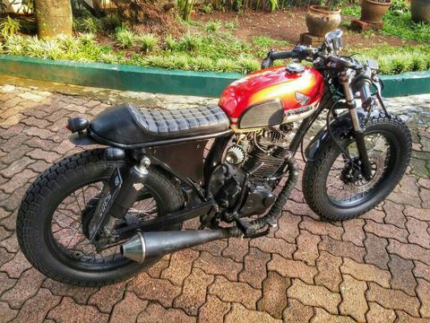 Cafe racer Gl max neo tech 96