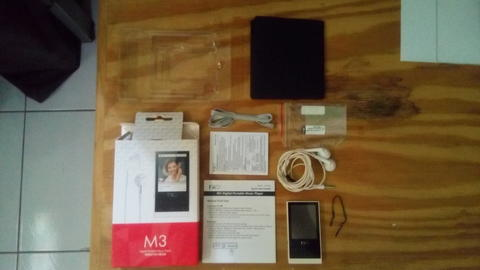 Fiio M3 Digital Audio Player