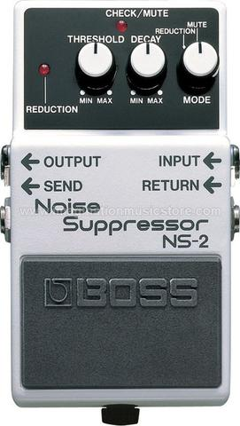[IMAGINATION MUSIC STORE] Efek Gitar Boss NS-2 Noise Suppressor