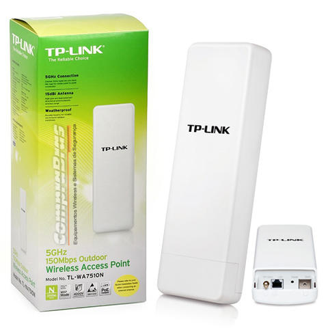 TL-WA7510N 5ghz 150mbps Outdoor Wireless Access Point 2 UNIT (sepasang)