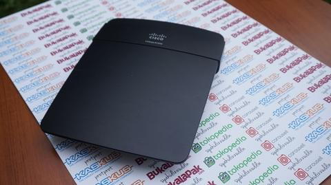 Wireless Router Linksys E1200