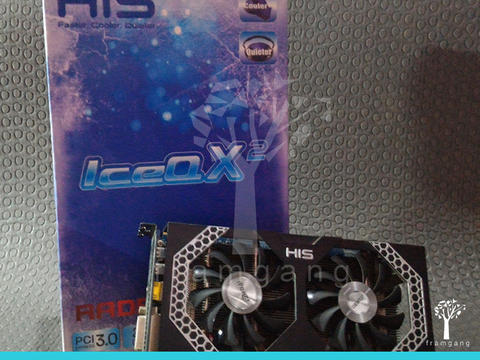 [SECOND] HIS R9 270 Iceq X2