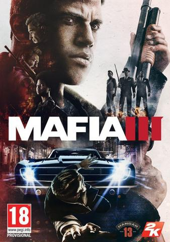 MAFIA III (Mafia 3) PC GAME