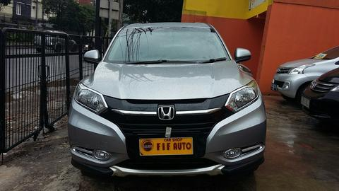 Honda HRV 1.5 AT 2016 SILVER