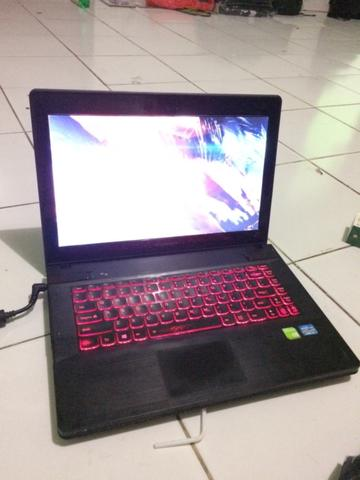 LENOVO Y400 CORE I7 IVYBRIDGE 8GB 1TERA NVIDIA 750M 2GB DDR5 WINDOWS ORI