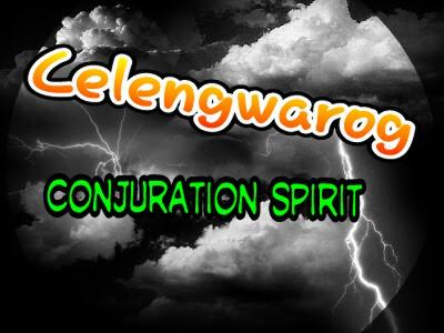 LELANG HIGH LEVEL SPIRIT, ARCHON, PORTAL BY.CELENGWAROG