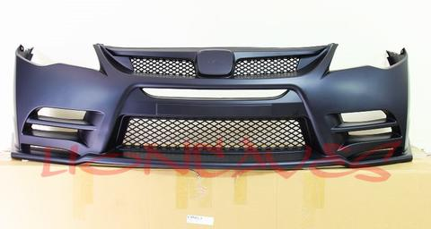Bumper Type MR for Civic FD1, FD2 - Plastik PP Import Taiwan
