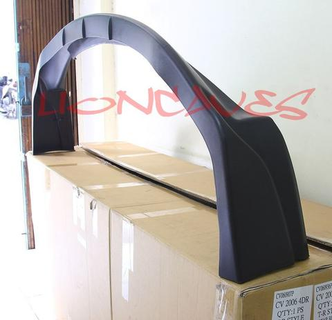 Wts : Front Lips JS Racing for Civic FD - Plastic PP import Taiwan