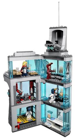 Terjual Lego Marvel Attack On Avengers Tower Kaskus